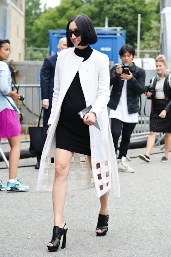 Street Style - Day 6 - New York Fashion Week Spring 2015